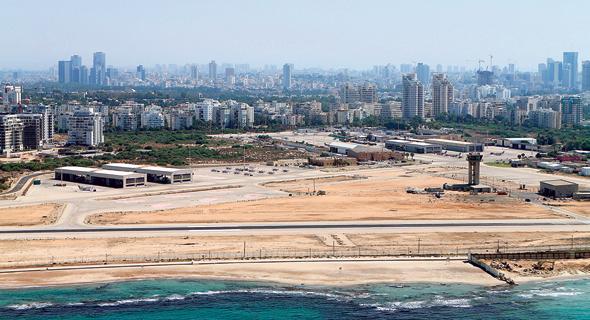שדה דב בתל אביב, צילום: עמית שעל