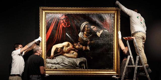 ציור אבוד של קרוואג'ו נמכר לקונה פרטי ב-150-100 מיליון דולר
