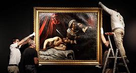 ציור של קראווג'ו נמכר 100 מיליון דולר, צילום: איי אף פי