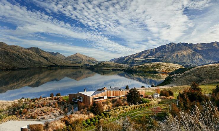 טה קאהו, ניו זילנד: 2,591 דולר ללילה – לבקתה עם 3 חדרי שינה, צילום: Airbnb