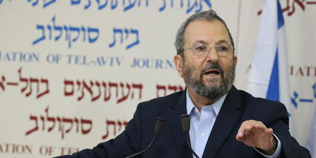 Ehud Barak. Photo: Moti Kimhi