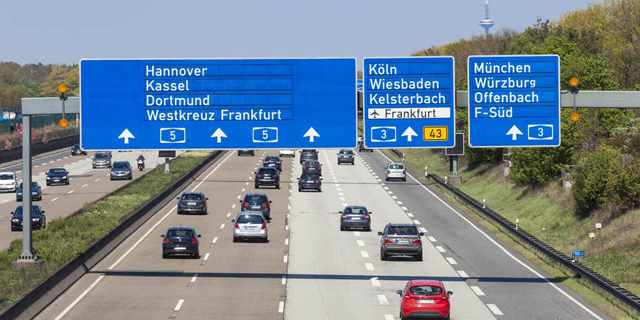 בעקבות החום הקיצוני: גרמניה מגבילה מהירות בכבישים המהירים