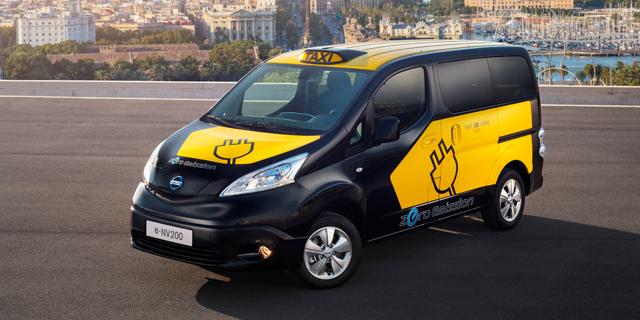 לראשונה בישראל: 20 מוניות חשמליות יופעלו בתל אביב