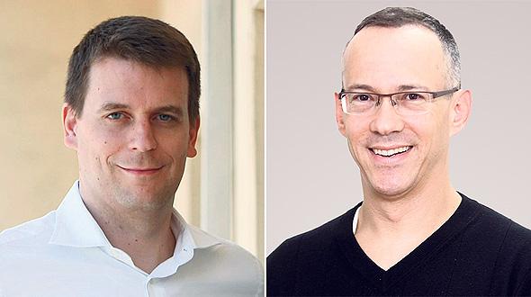 """עו""""ד ניצן הירש-פלק ועו""""ד דוד פורר, צילומים: אוראל כהן, עמית שעל"""