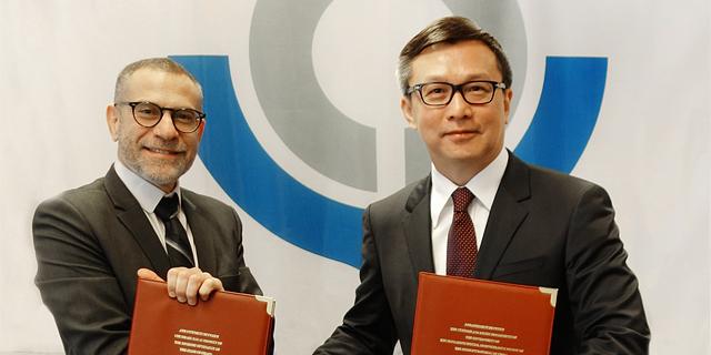 נחתם הסכם להקלת ייבוא וייצוא עם מכס בין רשות המסים בישראל להונג קונג