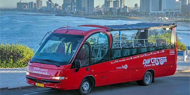 הקורקינטים הרגו את קו האוטובוסים התיירותי של תל אביב