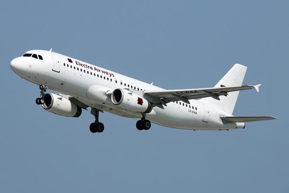 מטוס חברת תעופה אלקטרה איירווייז, צילום: Electra Airways