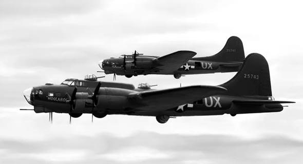 מטוסי YB40
