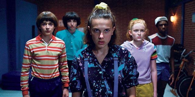 """העונה השלישית של """"דברים מוזרים"""" , צילום: © Netflix"""