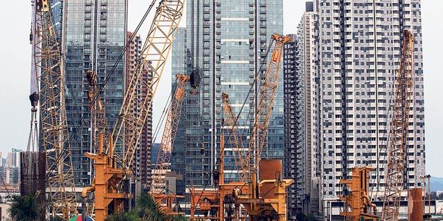נמל תעופה בהונג קונג פונה לטובת עוד מגדלי יוקרה