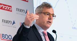 אורי גרינפלד כלכלן ראשי בית ההשקעות פסגות, צילום: ענר גרין