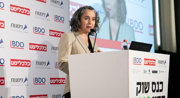 ISA chairwoman Anat Guetta. Photo: Aner Green