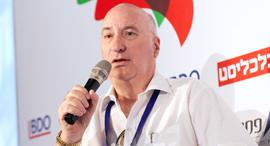 כנס שוק ההון 2019 נתן חץ שותף אלוני חץ, צילום: ענר גרין
