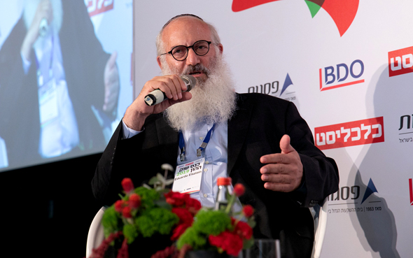 אדוארדו אלשטיין בכנס