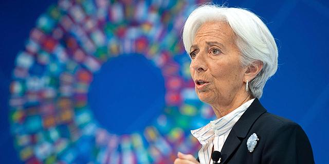 """לגארד מזהירה: """"הצמיחה הגלובלית פגיעה - ותחת איום"""""""