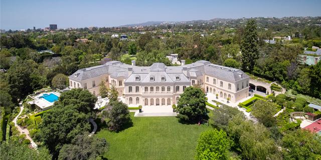 נמכר הבית הכי יקר בקליפורניה - תמורת 120 מיליון דולר