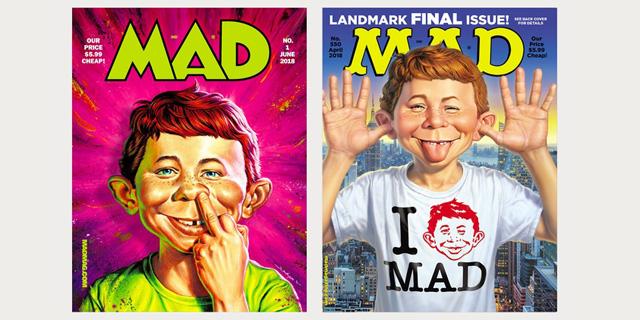 בשורה עצובה לחובבי הקומיקס: מד מגזין לקראת סגירה