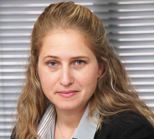 אתי שני, מנהלת שותפים עסקיים בפורטינט ישראל, צילום: קובי קנטור