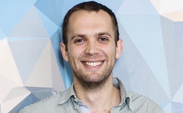 """רועי קמחי, מייסד שותף ומנכ""""ל FIBO, צילום: ענבר לוי"""