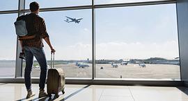 אובר בוקינג אוברבוקינג טיסה שדה תעופה, צילום: לונלי פלאנט