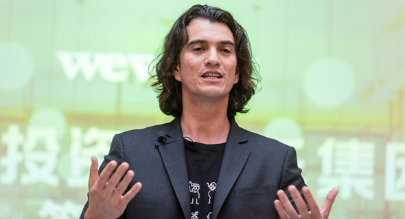 Adam Neumann. Photo: PR