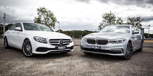 דיימלר ו-BMW ישתפו פעולה בפיתוח מערכות לנהיגה אוטונומית