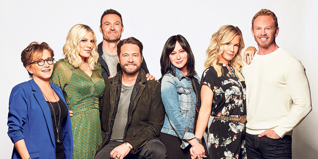 """""""בוורלי הילס 90210"""": שובו של הקאמבק"""