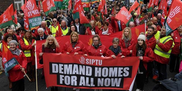 """המשקיעים ברחו ושוק הנדל""""ן בדבלין קבור במשבר 2008"""