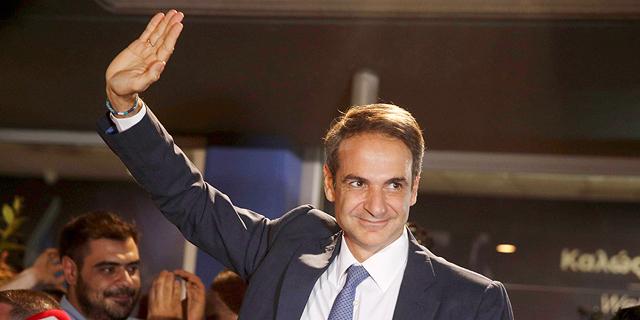 """מהפך ביוון: השמרנים הדיחו את רה""""מ ציפרס"""