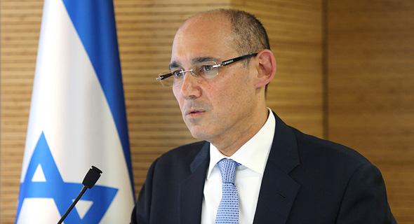 נגיד בנק ישראל, אמיר ירון. נאלץ להודות שלא צפויות העלאות ריבית בקרוב