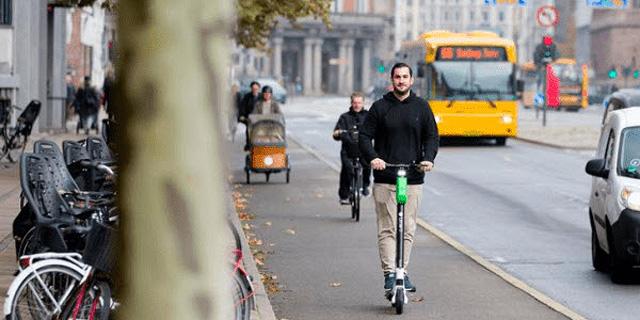 דנמרק: רכבו על קורקינטים חשמליים בזמן שכרות - ונעצרו
