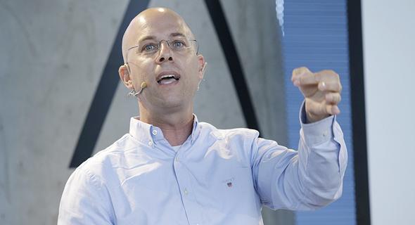 איתי גרין, מייסד Innovate-Israel ו-ITTS בכנס