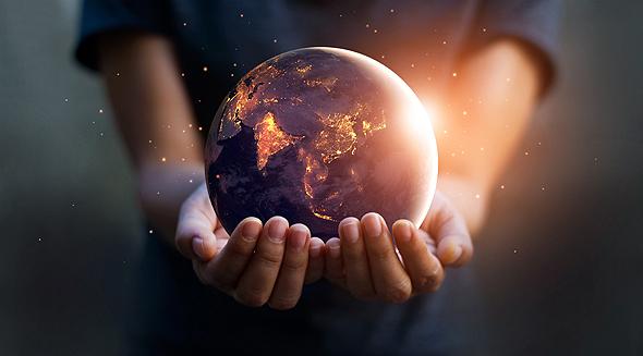 כדור הארץ, צילום: iStock