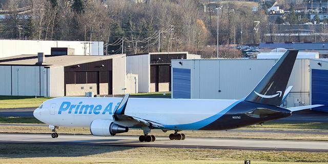 אמזון משדרגת את צי המטוסים שלה, בעזרת התעשייה האווירית