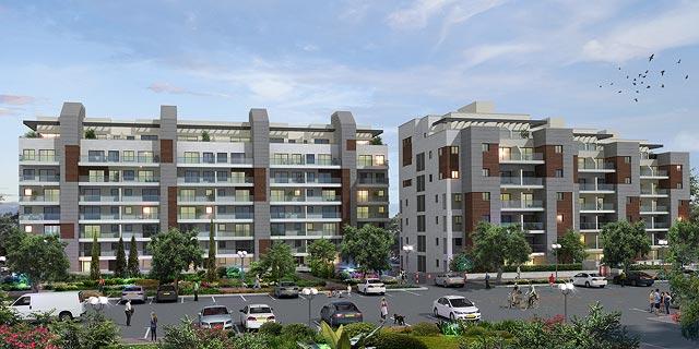 """פרויקט תמ""""א 38 ענק בקרית אונו: יוקמו 60 דירות חדשות"""