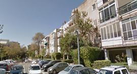 """רחוב בני משה בתל אביב זירת הנדל""""ן, צילום: גוגל סטריט ויו"""