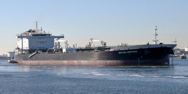 דרמה במפרץ: איראן ניסתה להשתלט על מכלית בריטית