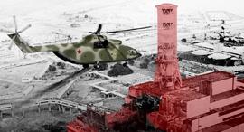 הקברניט צ'רנוביל מסוקים מיל , צילום: Northern Echo + FAS
