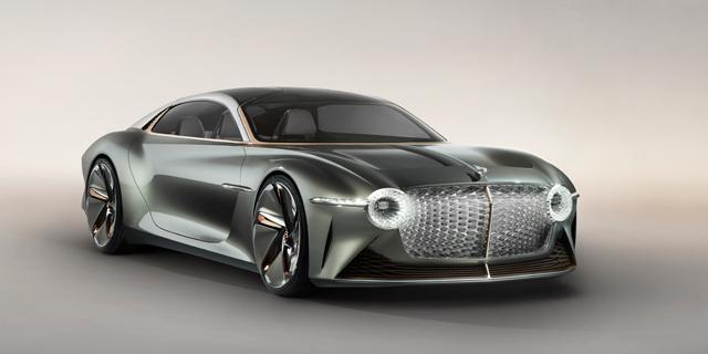 בנטלי מציגה: המכונית של עשירי העתיד