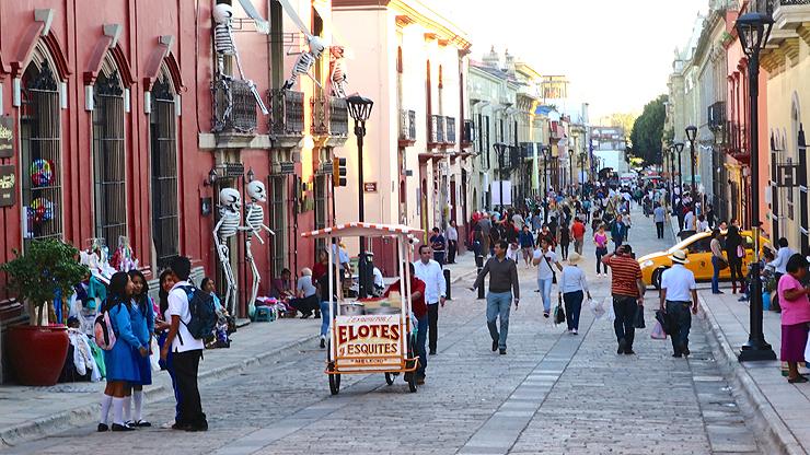 ווחאקה, מקסיקו , צילום: onglobaltrails