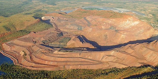 ריו טינטו סוגרת את מכרה היהלומים הגדול בעולם