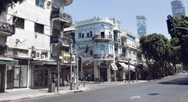 רחוב אלנבי בתל אביב, צילום: עמית שעל