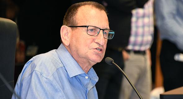 ראש העיר תל אביב, רון חולדאי