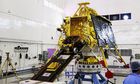 חללית הלווין הההודית צ