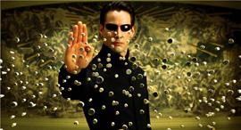 המאטריקס קיאנו ריבס , צילום: the Matrix Reloaded