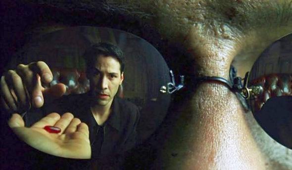 הסטודנטים לקחו את הגלולה האדומה, צילום: the Matrix