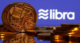 Facebook's Libra. Photo: Reuters