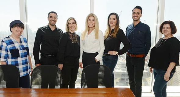 צוות משרד עורכי הדין ויזל רוקח רווח ושות'