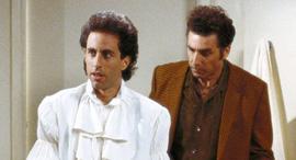 סיינפלד סדרת טלוויזיה חולצת תחרה, צילום: CBS