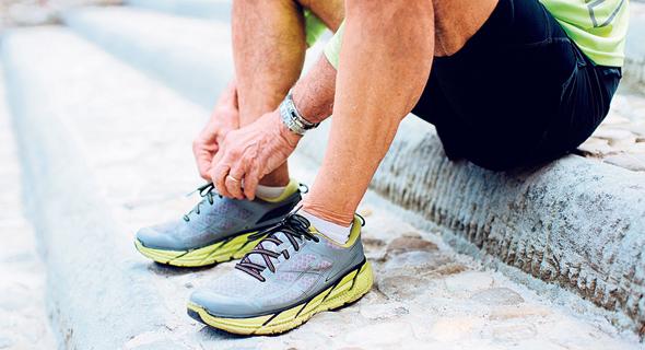 נעלי ריצה. קנייה מושכלת תמנע עומס על הרגל ותאפשר לרוץ למרחקים